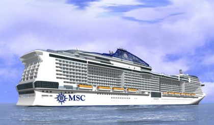 """STX France and MSC Cruises: Final contract for """"Meraviglia-Plus"""" ships comes into force"""