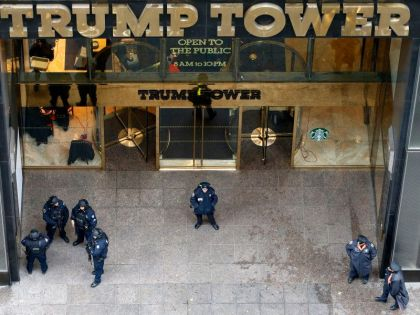 Suspicious package causes evacuation of Trump Tower