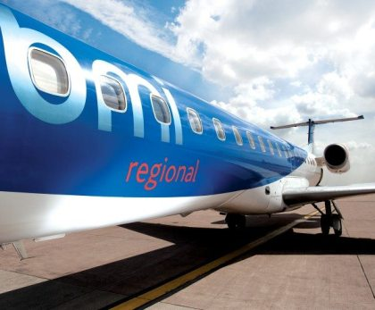 Bmi regional partners with Discover the World
