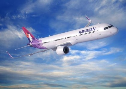 CALC to lease one Airbus A321neo to Hawaiian Airlines