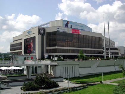 Architectural urban design competition for Prague Congress Center extension announced