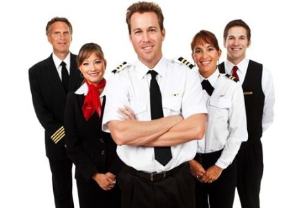 US passenger airlines employment up 4 percent