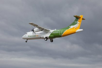 Etihad Codeshare with Precision Air seen as an endorsement