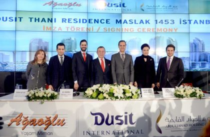 Dusit Hotels soon in Istanbul, Turkey