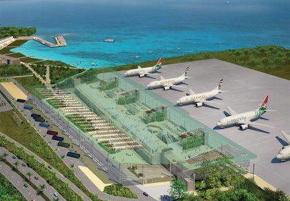 Dubai Airport to build new Seychelles International Airport?