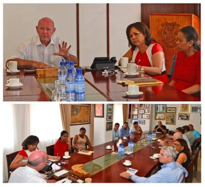 Hospitality and Tourism Association of Seychelles meets Tourism Minister as 2016 comes to a close