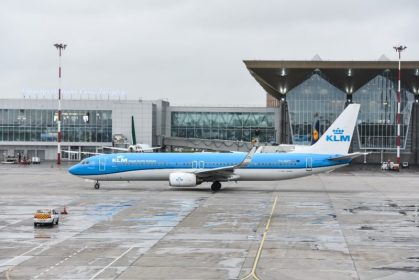 Saint Petersburg and Amsterdam: KLM increase