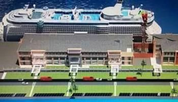 "STX France and MSC Cruises: Final contract for ""Meraviglia"