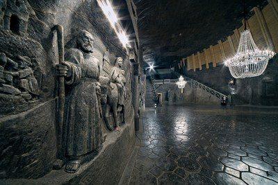 Wieliczka Salt Mine Attracts A Record-Breaking 1.5 Million Tourists