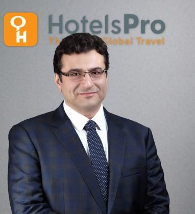HotelsPro appoints new Regional VP for Middle East, Africa and South Asia