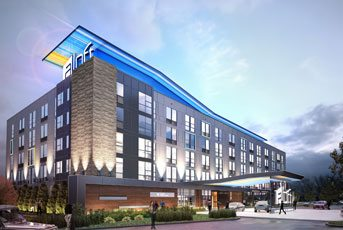 aloft expands in louisville with second hotel opening tourism news rh etn travel