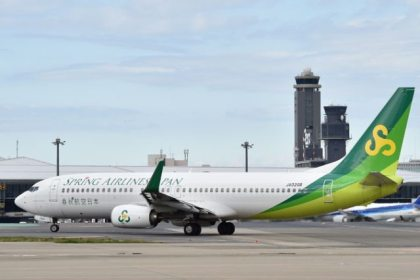 Spring Airlines Japan launches new China route