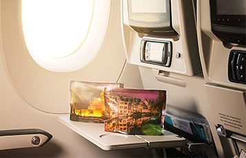 Simplicity and functionality: Qatar Airways introduces new Economy Class amenity kits