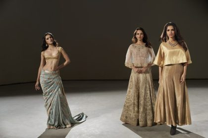Top Indian designer to showcase bridal wear at Ajman Palace Hotel Wedding Fair 2017