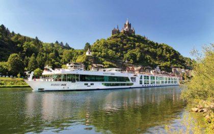 European river cruises rebound with luxury travelers