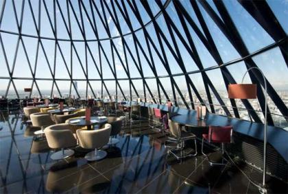 Three new appointments as Searcy's at The Gherkin