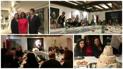 Seychelles Tourism Board hosted their appreciation dinners for the Italian market to celebrate the successful closing of 2016