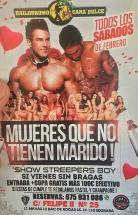 "Barcelona nightclub reported for ""sexist & humiliating advertising"" towards women"