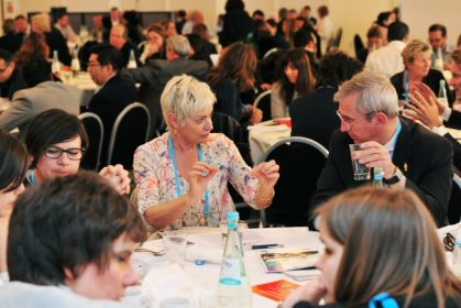 IMEX Association Day emphasizes peer to peer education and networking