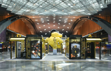 Qatar Duty Free debuts L'Oréal Luxe Pavillion at Hamad International Airport