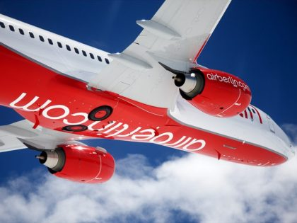 Airberlin expands airgusto restaurant service