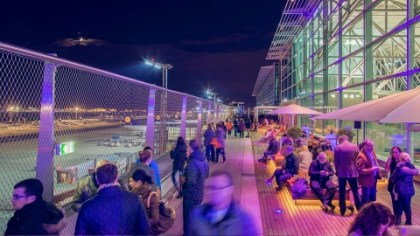FRAPORT Visitors' Terrace now available for private use
