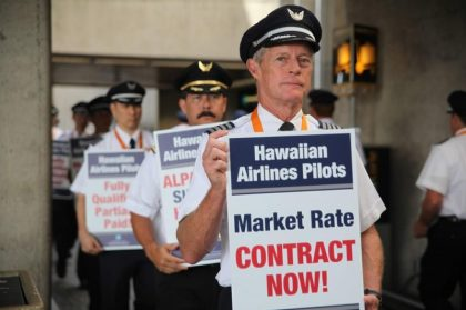 Hawaiian Airlines Strike: Vote on tentative agreement