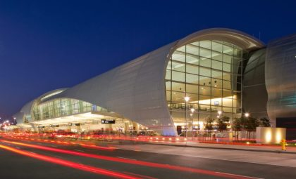 Artspiration:  Uplifting Travelers at Silicon Valley's Airport