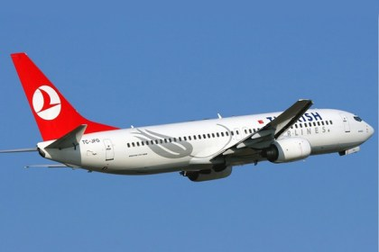 Antalya to Algeria now on Turkish Airlines