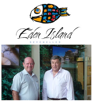 Eden Island in Seychelles speaks up for Alain St.Ange as new UNWTO Secretary General