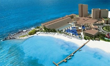 Hyatt Ziva Cancun: First Hyatt in Mexico certified Green Globe