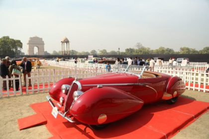 India revs up for motoring tourism