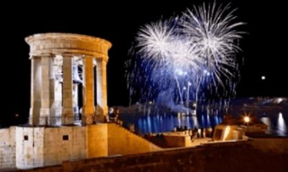 Malta announces 2017 International Fireworks Festival dates