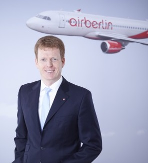 Götz Ahmelmann named Chief Commercial Officer of airberlin