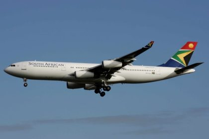 South African Airways introduces Airbus A330-200 on Victoria Falls Route