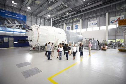 Cologne Tourist Board offering tours of European Astronaut Centre