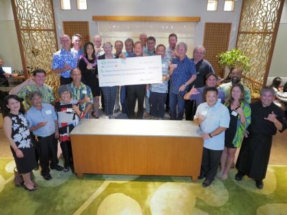 Hawaii Food & Wine Festival raises record $394K for nonprofit beneficiaries