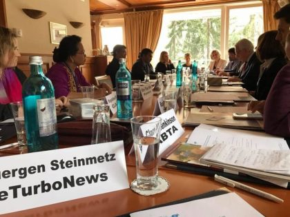 World Tourism Network on Child Protection Executive Committee meets in Berlin
