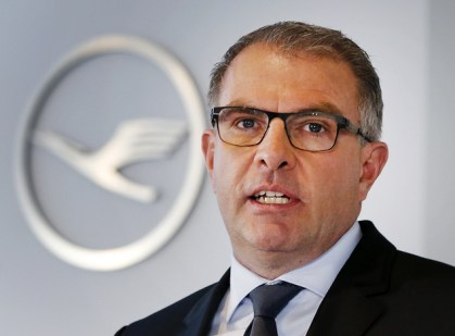 Deutsche Lufthansa AG CEO: Airline successfully on track