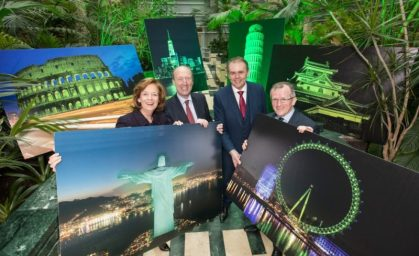 Tourism Ireland: 'Green light' for St Patrick's celebrations around the world!