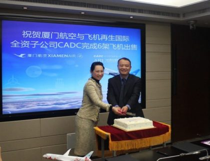 ARI purchases six Boeing 737-700 aircraft from Xiamen Airlines