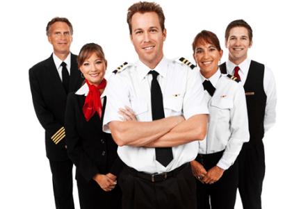 BTS: US passenger airline employment up in January 2017
