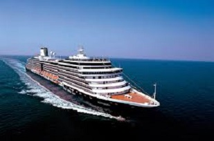 Holland America Line's ms Oosterdam continues company's perfect streak