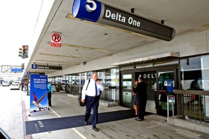 Delta's relocation to LAX Terminals 2 and 3 scheduled for May 12-17