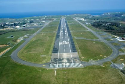 Cornwall Airport Newquay marks 50% growth with Ryanair