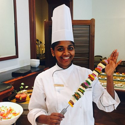 India's School of Tourism hosts taste of France