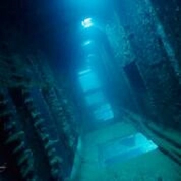 Diving the twin shipwrecks: SMS Cormoran II and the Tokai Maru