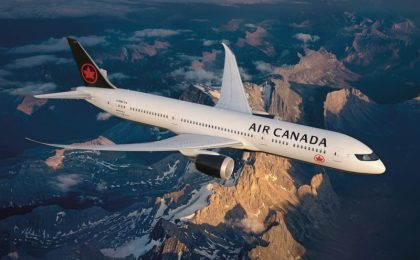 Air Canada restarts service for the summer