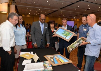 Jamaica Tourism Linkages Speed Networking event a major success