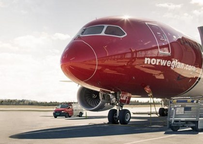 Norwegian updates flight schedule for fall